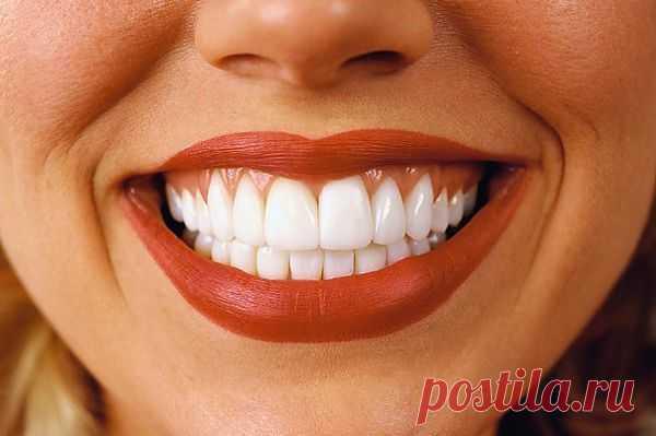 Методика естественного наращивания и лечения зубов без пломбирования.