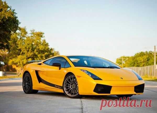 Lamborghini Gallardo Dallas Performance Stage 3.  Максимальная скорость - 376 км/ч Мощность двигателя - 1220 л.с.
