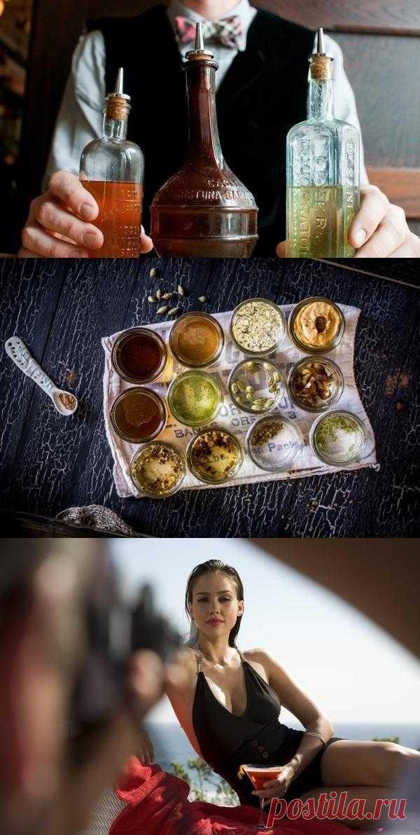7 интересных фактов о биттерах — горьких алкогольных напитках