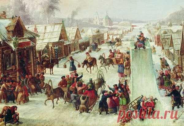21 ноября — Михайлов день | Астрору