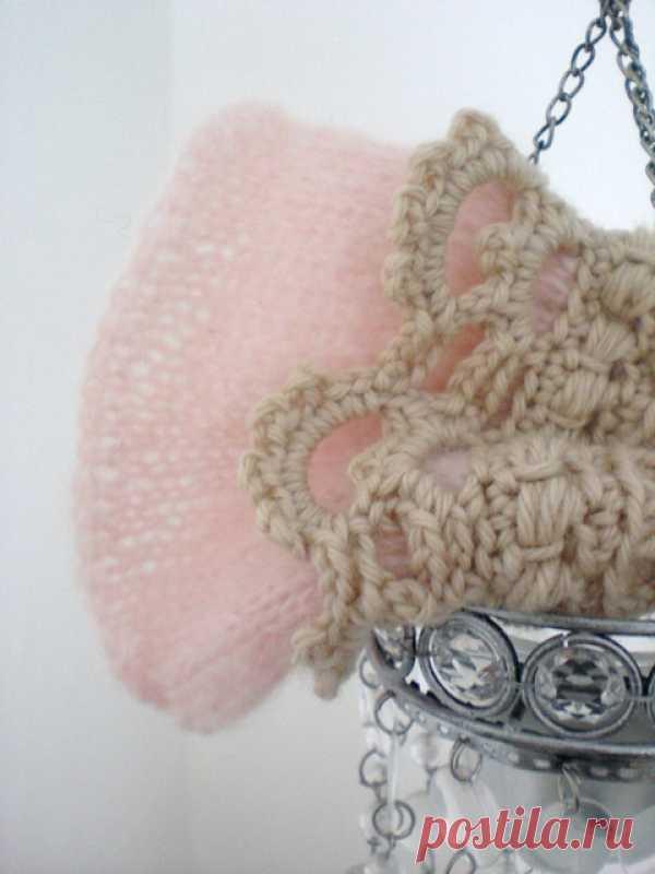 Необычные митенки / Вязание / Модный сайт о стильной переделке одежды и интерьера