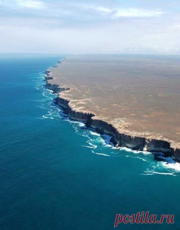 El fin del mundo. La costa del sur de Australia