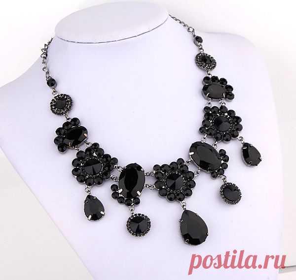 Aliexpress.com: Купить шикарное ожерелье, 8,5$