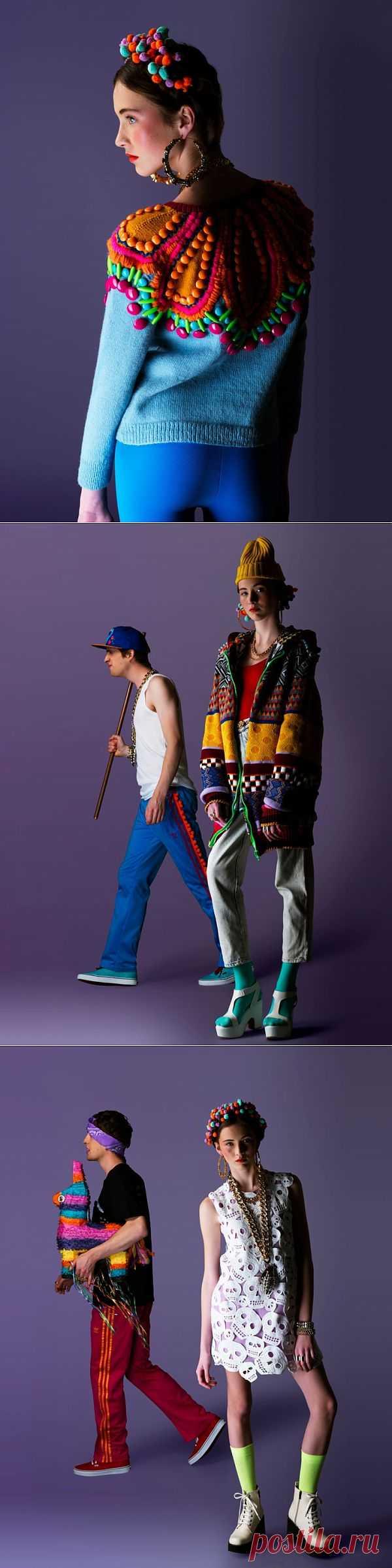 Стилилизация в духе Фриды Кало / Лукбуки / Модный сайт о стильной переделке одежды и интерьера