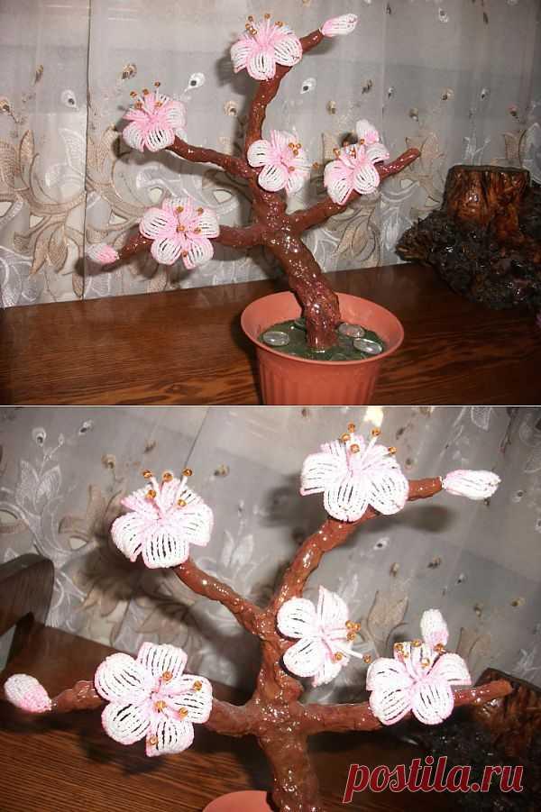 (+1) - Цветы из бисера | Хвастуны и хвастушки