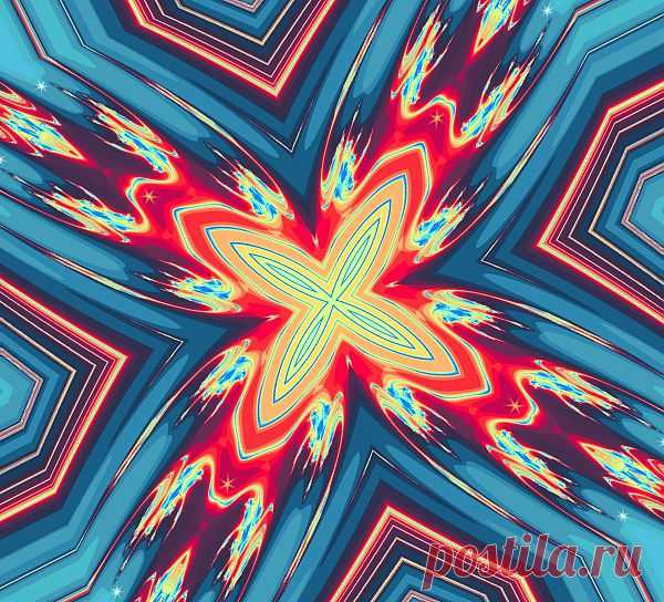 Fractal Cross  Free Stock Photo HD - Public Domain Pictures