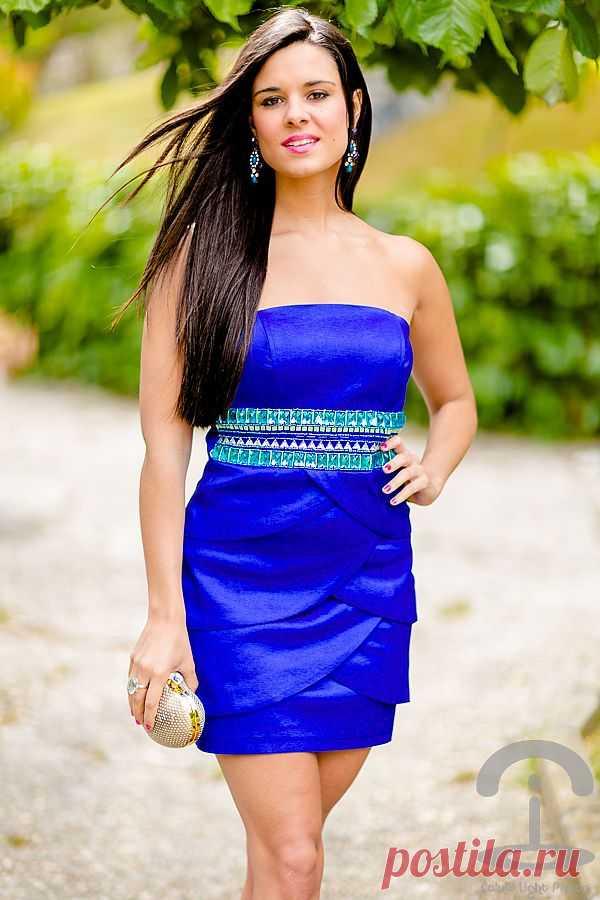 Вышивка на платье (DIY) / Платья Diy / Модный сайт о стильной переделке одежды и интерьера