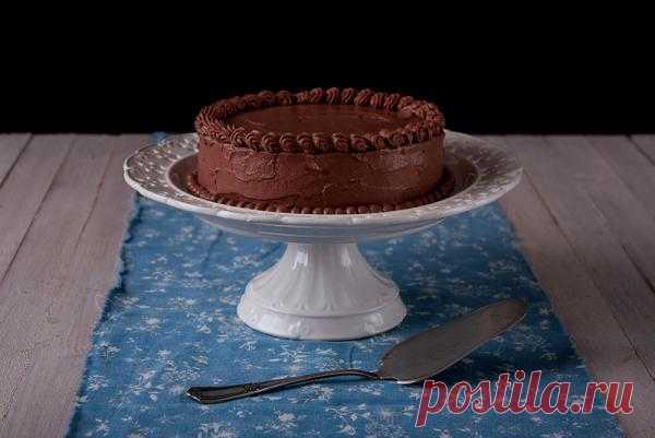 Коллекция чизкейков: Шоколадно-кофейный чизкейк