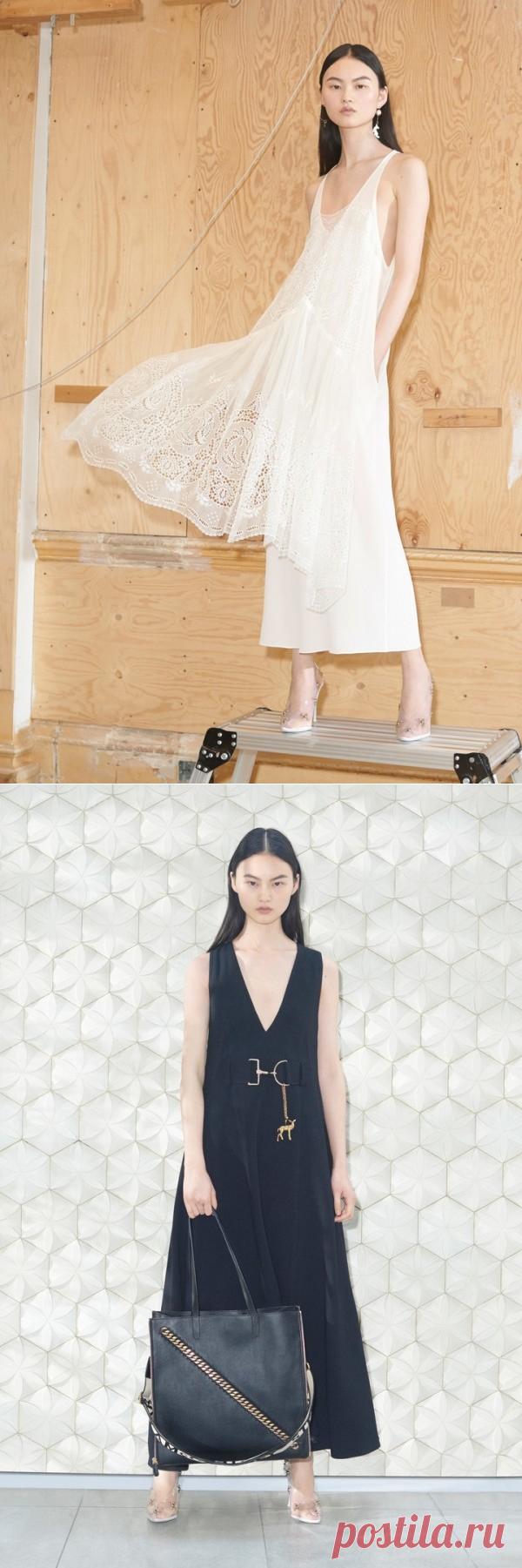 Stella McCartney - Resort 2019 — Модно / Nemodno