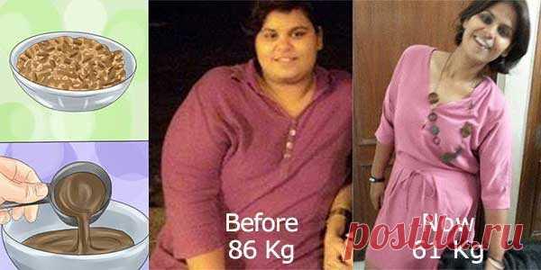 Я потеряла 25 кг жира всего за 2 месяца, следуя этим простым трюкам — вы должны попробовать ЭТО