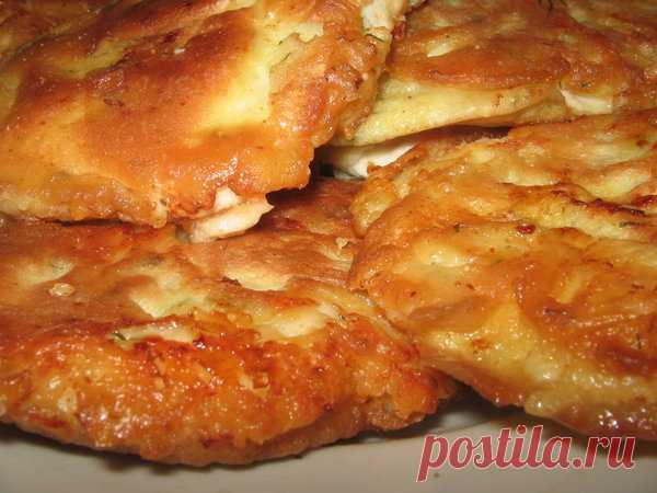 Куриные отбивные с сыром в кляре | Кушать подано! | Яндекс Дзен