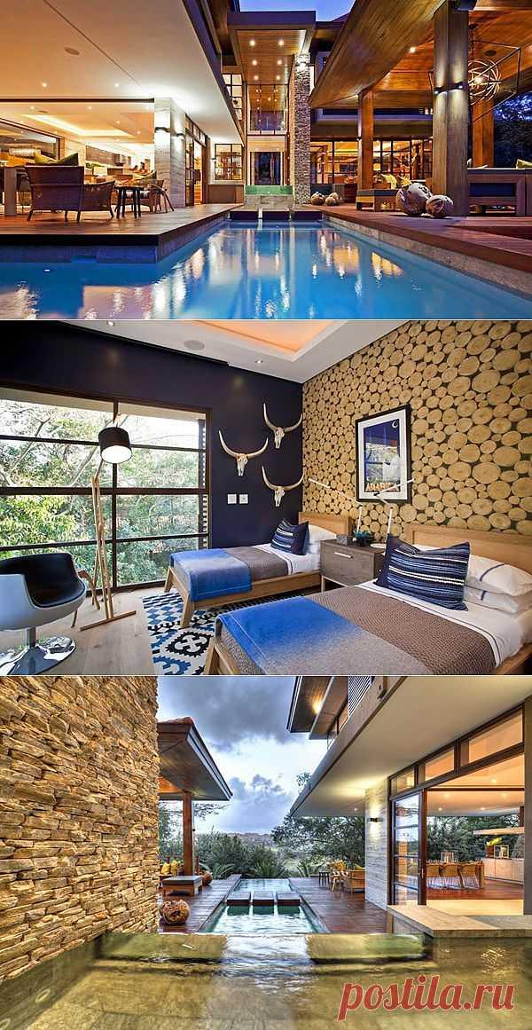 SGNW House в Южной Африке   КрасиВО!!!