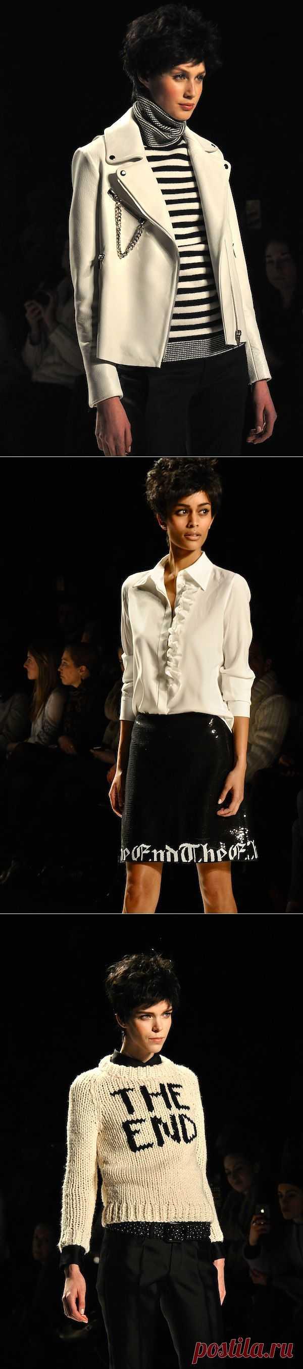 Интересные детали с показа Joe Fresh Fall 2013 / Дизайнеры / Модный сайт о стильной переделке одежды и интерьера