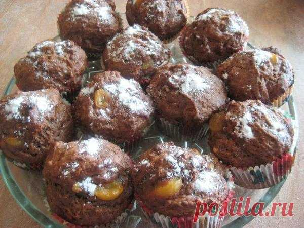 Эконом рецепты. Вкусные кексы бананово-шоколадные | Эконом рецепты | Яндекс Дзен