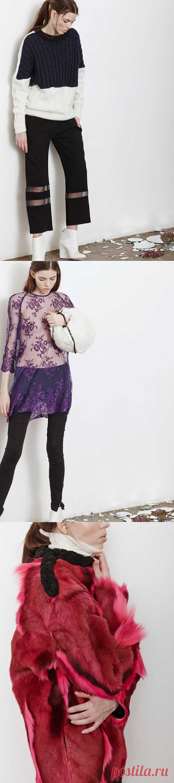 Осенний лукбук Roi et Moi (трафик) / Лукбуки / Модный сайт о стильной переделке одежды и интерьера