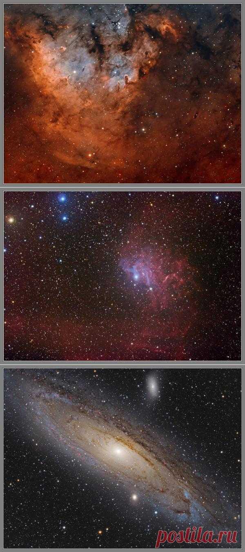 Далекий космос в фотографиях