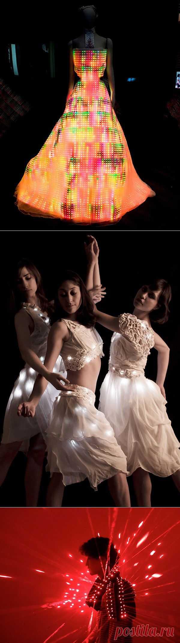 Светить всегда, светить везде! (подборка) / Креатив в моде / Модный сайт о стильной переделке одежды и интерьера