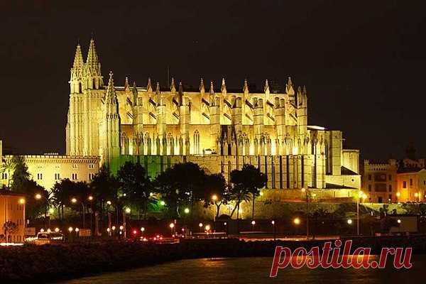 Кафедральный собор Пальмы де Майорка