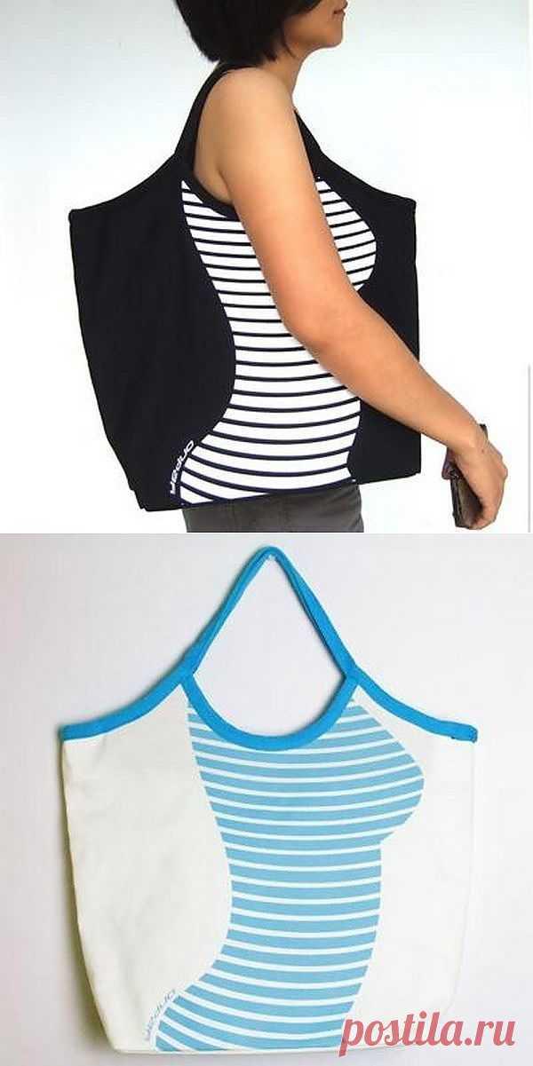 Сумка Турбослим / Сумки, клатчи, чемоданы / Модный сайт о стильной переделке одежды и интерьера