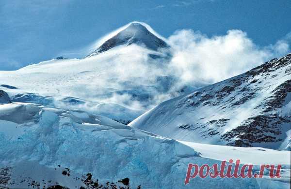 Самые труднодоступные горные вершины