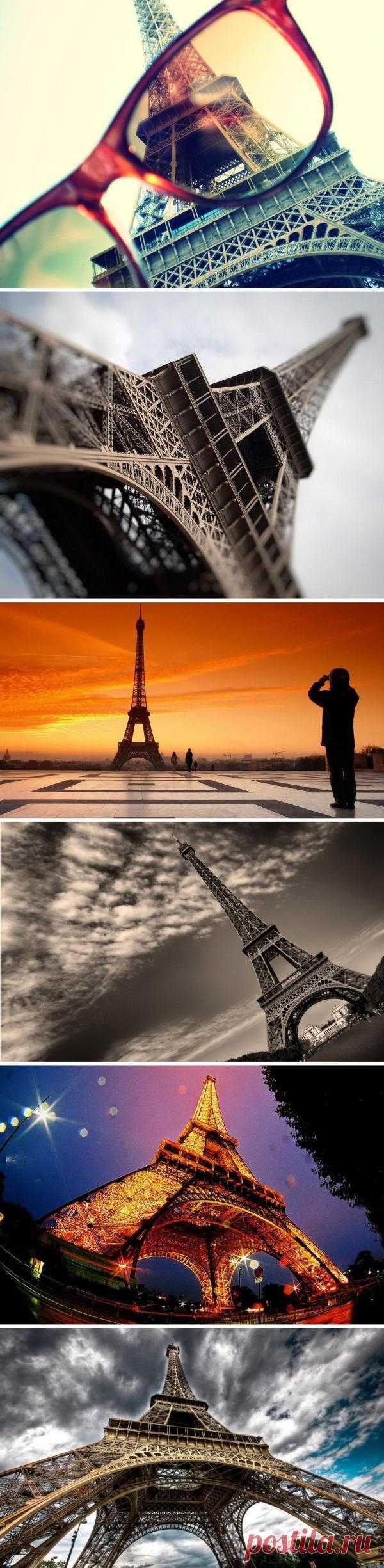 Создавая свою башню, французский инженер Густав Эйфель, не мог предположить, что она простоит более ста лет. Изначально этот проект был рассчитан лет на 20 и строился исключительно как экспонат для очередной Всемирной Выставки 1889 года. ЭЙФЕЛЕВА БАШНЯ, ПАРИЖ