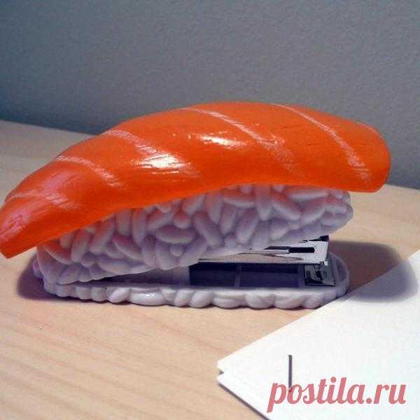Суши-степлер - $8 USD