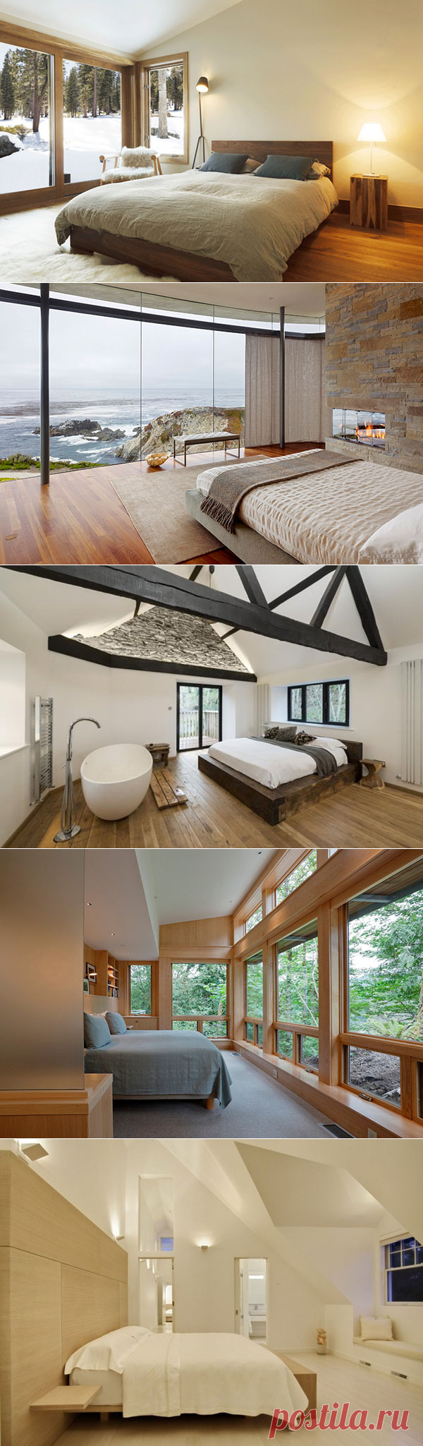 45 Невероятные дизайнерские идеи минимализма спальня