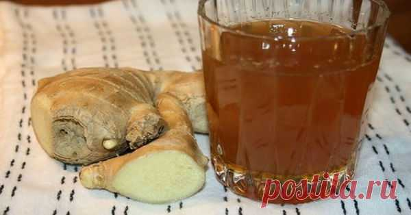 Home-made superdrink: prevents cancer, removes toxins, burns fat in a stomach!