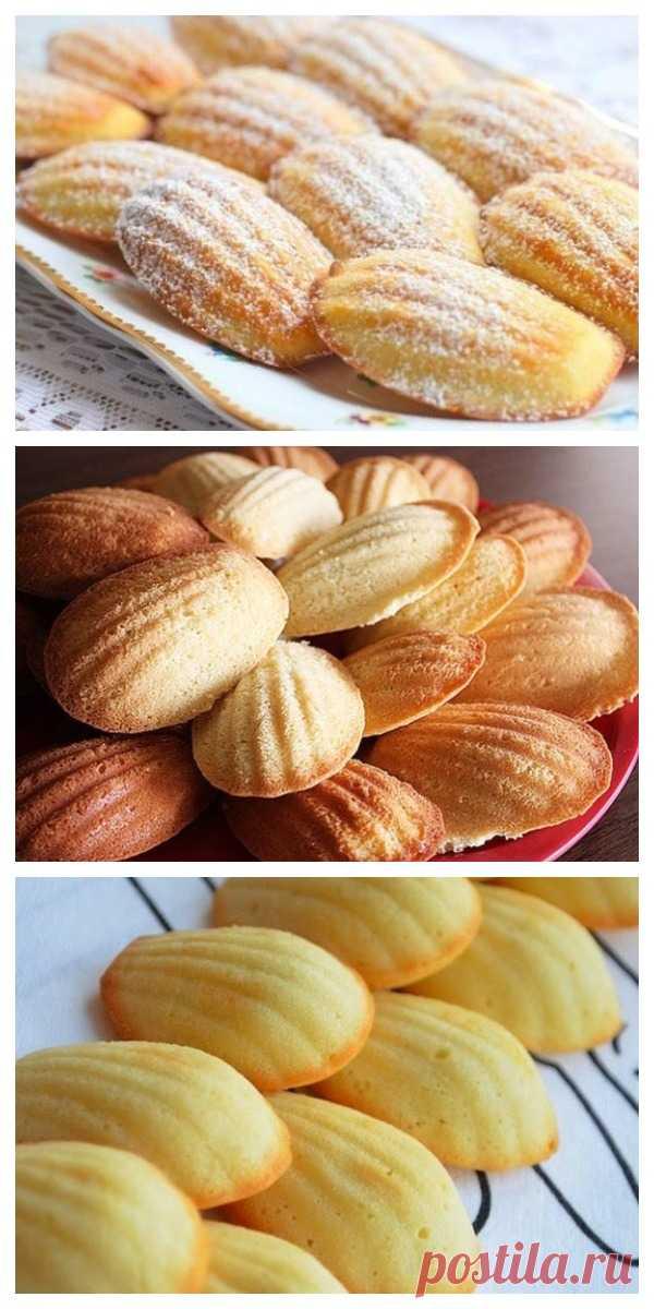Выпечка бисквитные печенья