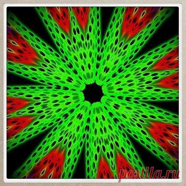 Оптическая иллюзия -   Kaleidoskop | Facebook