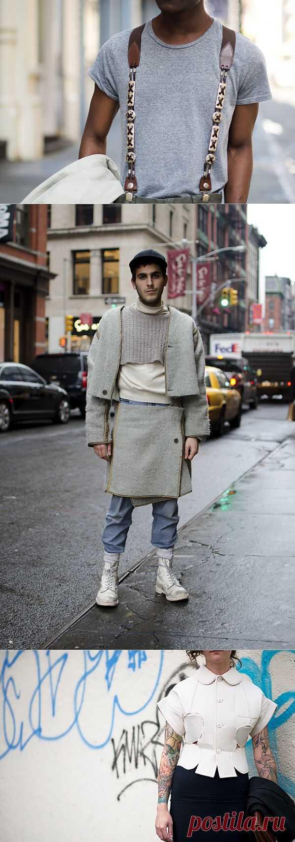 Порция street stylа (трафик) / Street Style / Модный сайт о стильной переделке одежды и интерьера