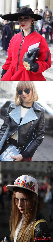 Интересности с Paris Fashion Week / Street Style / Модный сайт о стильной переделке одежды и интерьера