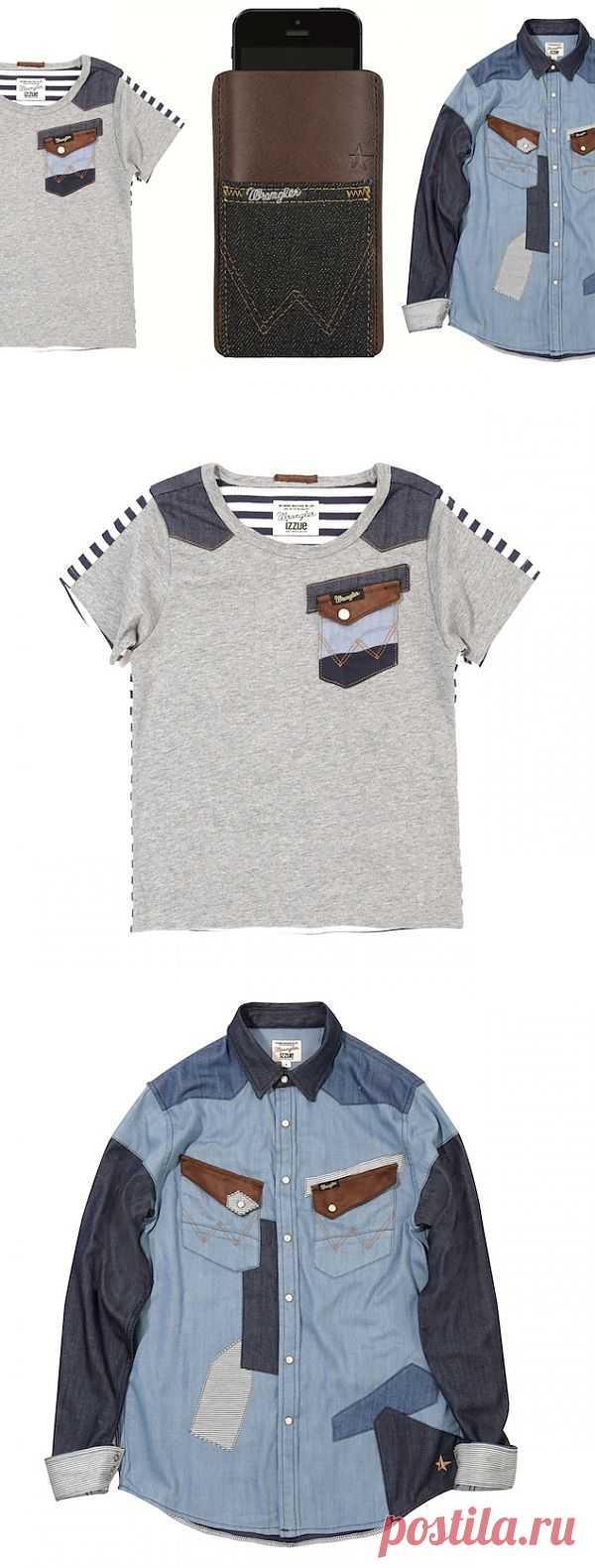 Wrangler 2013 / Мужская мода / Модный сайт о стильной переделке одежды и интерьера
