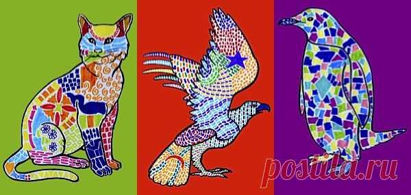 Mosaic Animals (Page 7) - Line.17QQ.com