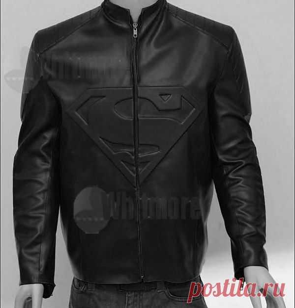 Кожаный супермен / Мужская мода / Модный сайт о стильной переделке одежды и интерьера