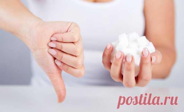 Это то, что происходит с организмом если отказаться от сахара | Путь к здоровью | Яндекс Дзен