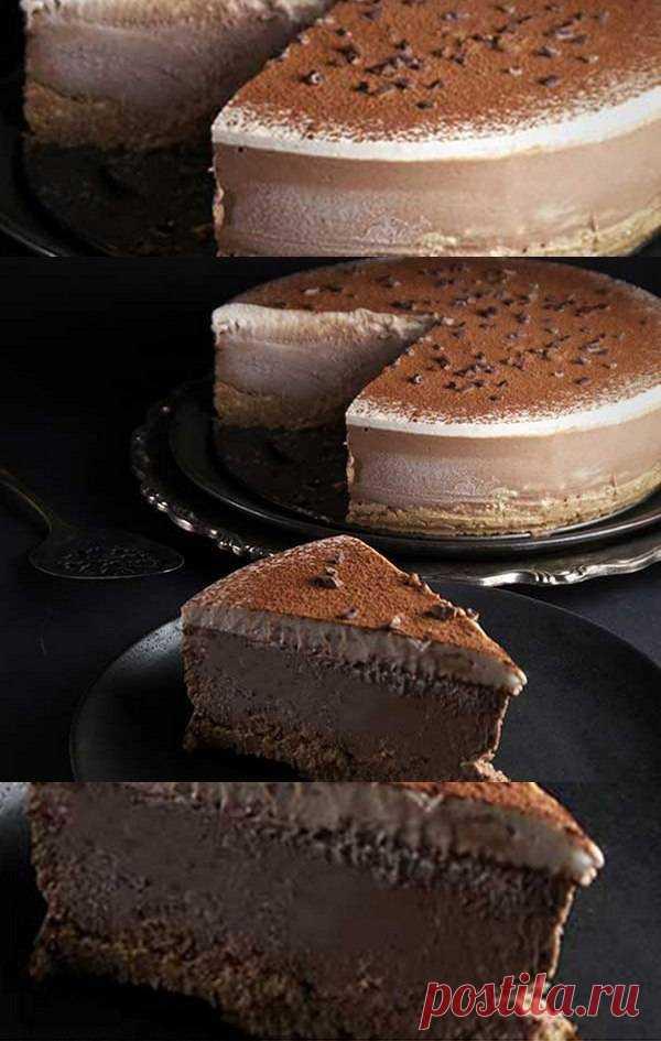 Веганский торт Тирамису | Vegetarian.ru