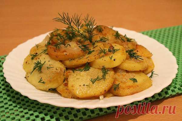 ¡El secreto de las patatas corrujientes fritas! ¡Simplemente, rápidamente y Es sabroso! | Povar±sha | Yandeks Dzen