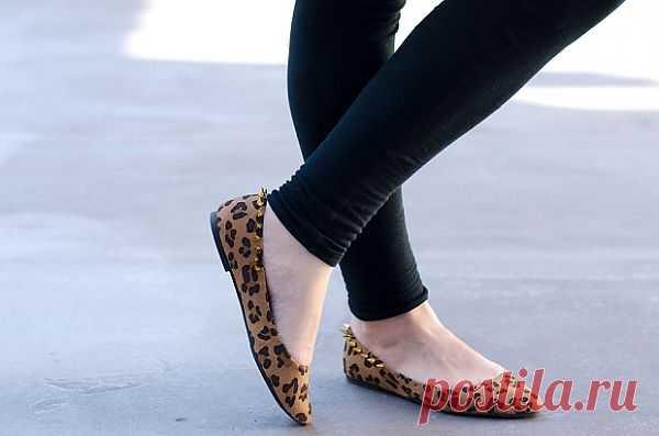 Необычно зашипованые пятки / Обувь / Модный сайт о стильной переделке одежды и интерьера