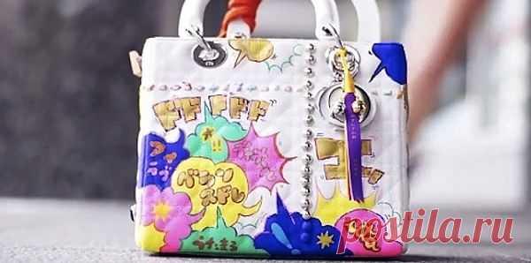 История одной сумочки (видео) / Сумки, клатчи, чемоданы / Модный сайт о стильной переделке одежды и интерьера