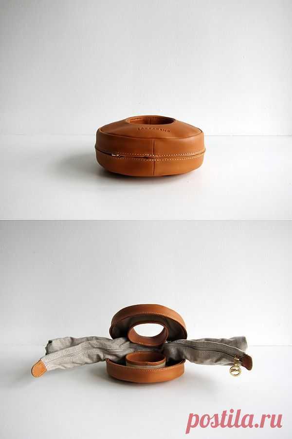 Трансформер: сумка/браслет / Трансформеры / Модный сайт о стильной переделке одежды и интерьера
