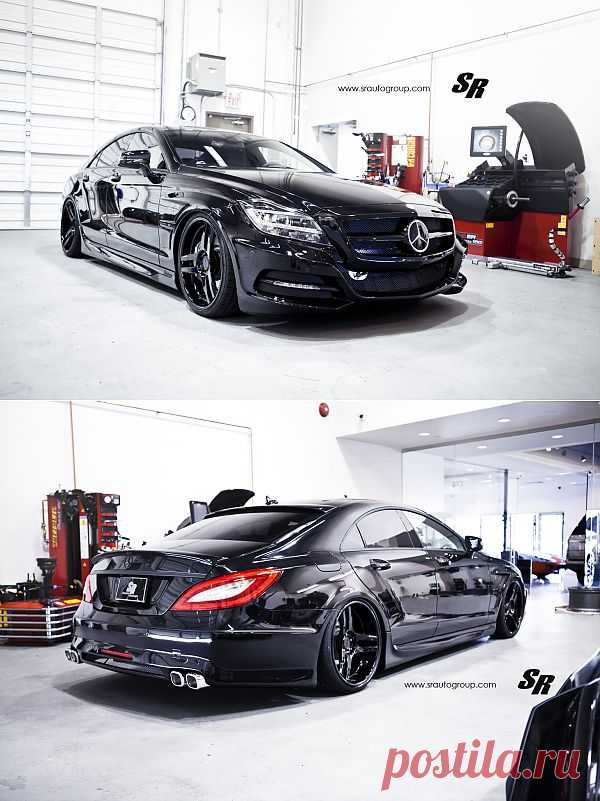 Mercedes-Benz CLS by SR Auto.