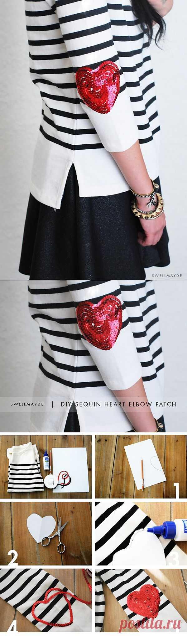 Праздничные заплаты (DIY) / Нарядно / Модный сайт о стильной переделке одежды и интерьера