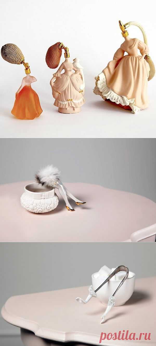Керамика? / Арт-объекты / Модный сайт о стильной переделке одежды и интерьера