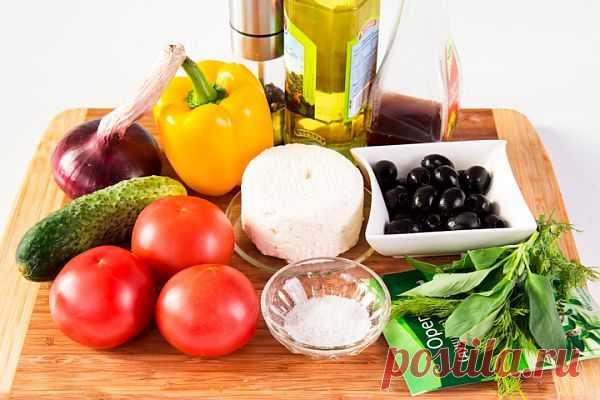 "(576) Вкус лета: греческий салат | статьи рубрики ""Готовим дома"" | Леди@Mail.Ru"