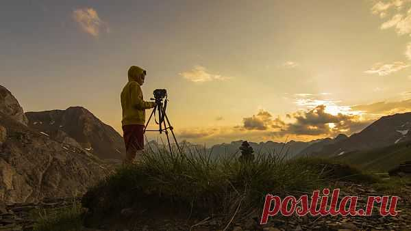 500px / Waiting for sunset by Tony Goran