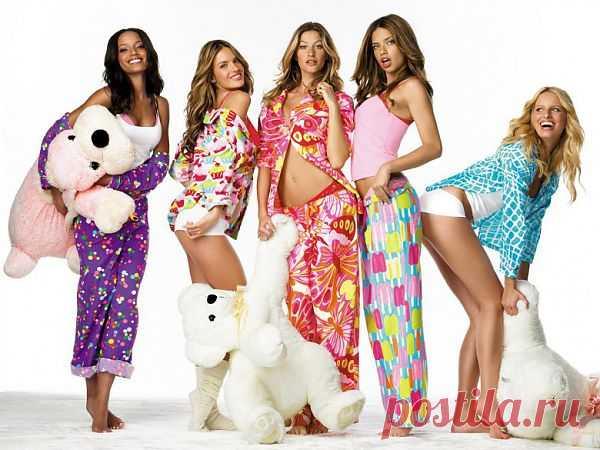 Фотосессия в пижамах: основные секреты