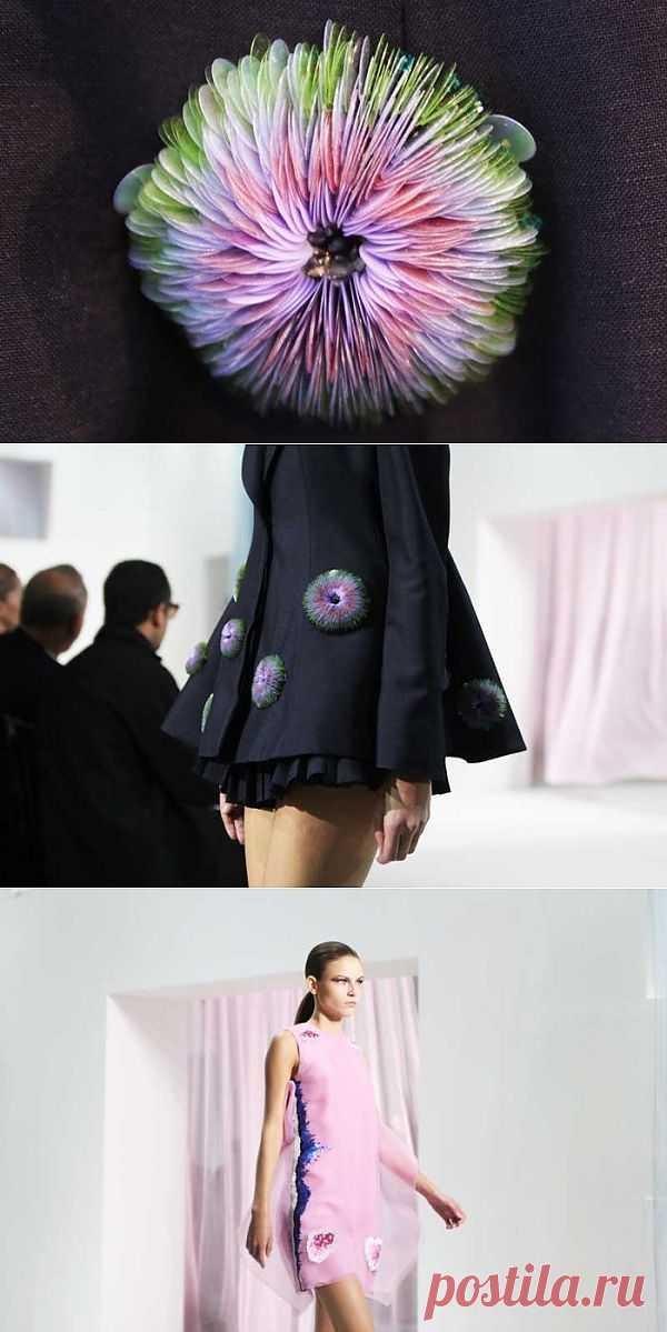 Необыкновенное чудо из обыкновенных пайеток / Декор / Модный сайт о стильной переделке одежды и интерьера