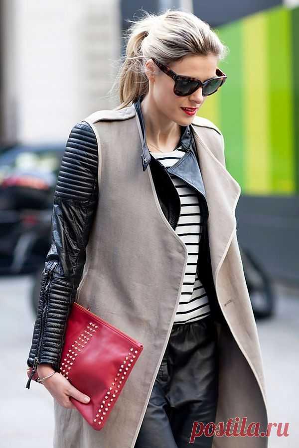 Плащ на куртку / Пальто и плащ / Модный сайт о стильной переделке одежды и интерьера
