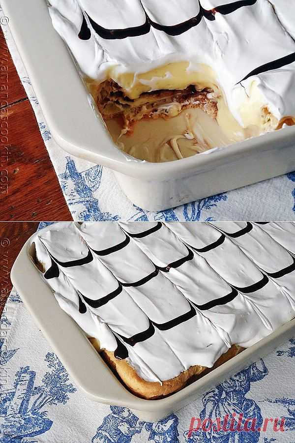"""Торт """"Эклер"""""""